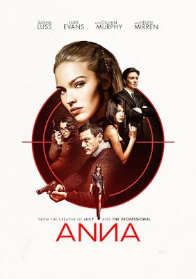 Anna |2019| |DVD| |NTSC| |R1| |Latino|