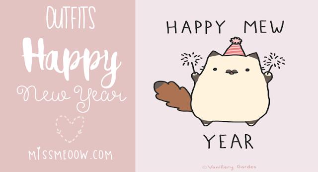 ♡Moda: 3 outfits para año nuevo de último momento.