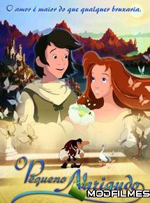 Capa do Filme O Pequeno Narigudo