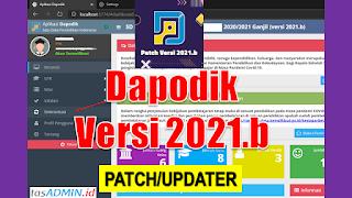 Dapodik Versi 2021 b