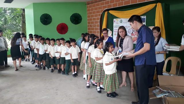 The SM Store donated 15,495 books, school supplies in Bulacan