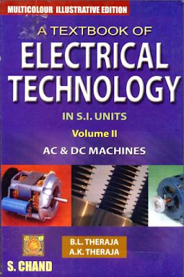 A-Textbook-of-Electrical-Technology- Volume-II B. L. Theraja Vol -II