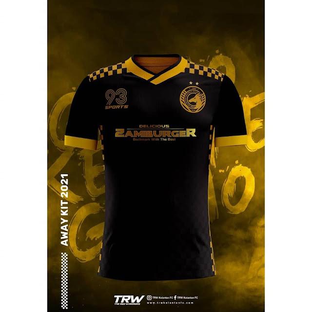 Kelantan FC 2021 Kits