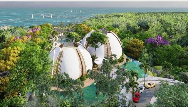 Sunshine Heritage Resort Mũi Né - dự án nghỉ dưỡng đẳng cấp hàng trăm hecta