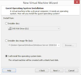 Menentukan File Instaler
