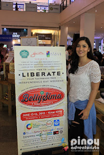 Bellysima Food Festival 2015