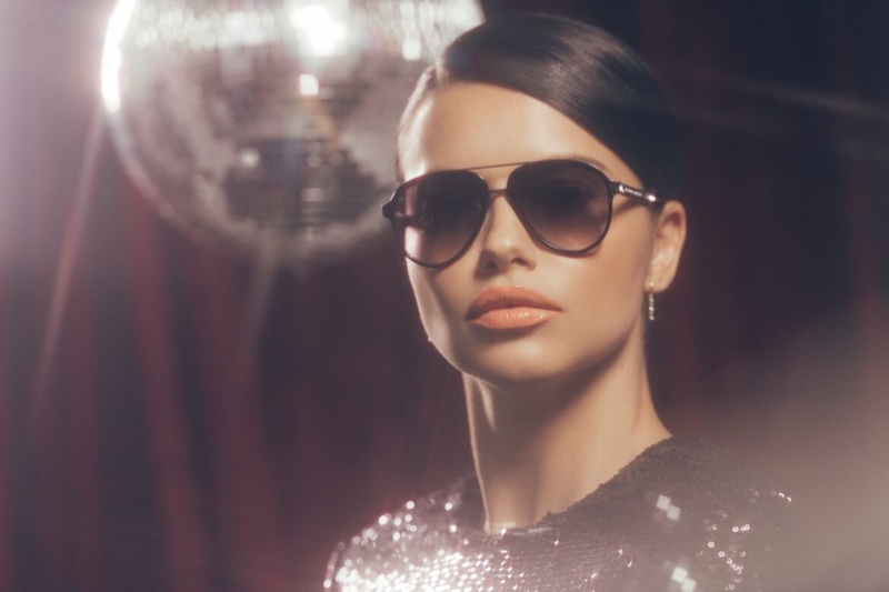 Adriana Lima x Prive Revaux Campaign