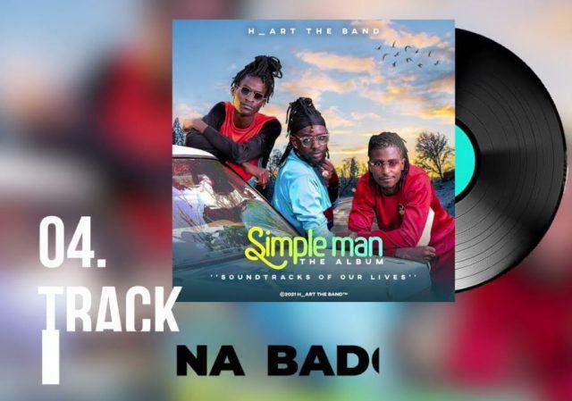 AUDIO   H Art The Band Ft Nyashinski - Na Bado   Mp3 Download