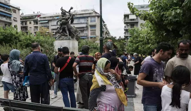 Το 25% των κατοίκων της Αθήνας είναι μετανάστες