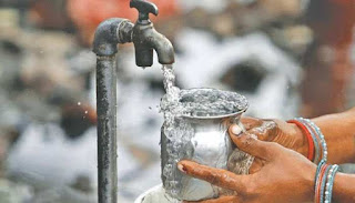 #JaunpurLive : मोहल्लावासी पानी की किल्लत से परेशान