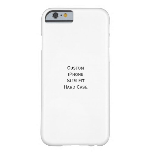 DIY Create Custom iPhone Slim Fit Hard Case
