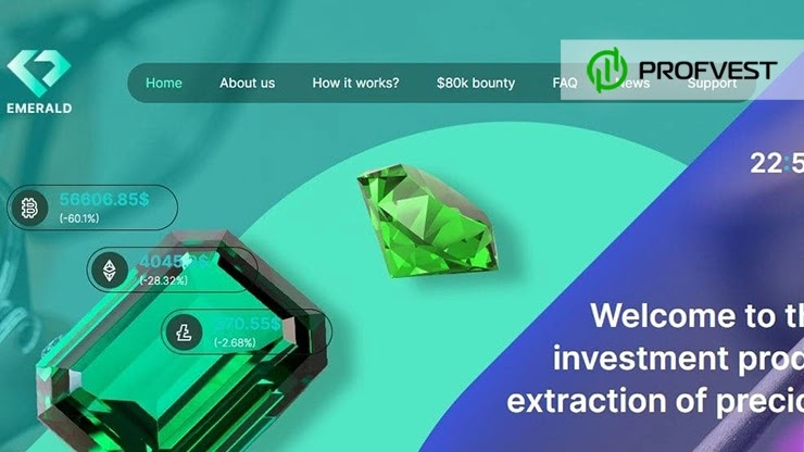 Emerald-inv обзор и отзывы HYIP-проекта