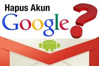 Logout Akun Google Di Android