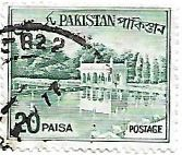 Selo Jardins de Shalimar em Lahore