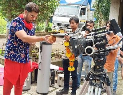 Bansi Birju Bhojpuri Film | Bansi Birju First Look | Pravesh Lal Yadav Bhojpuri Film