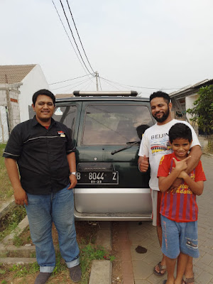 ekspedisi pengiriman mobil jakarta kumai