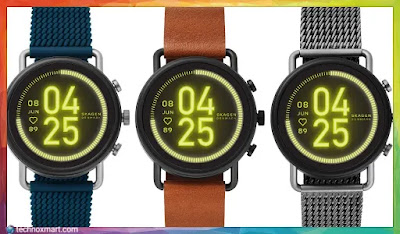 Falster 3 Skagen Wear OS Smartwatch 3100 SoC Launched with Snapdragon