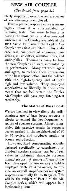 1951 Improving The Air-Coupler Part 2
