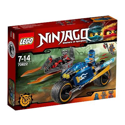Wüstenflitzer von LEGO Ninjago