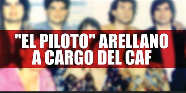 """EL """"PILOTO"""" ARELLANO NUEVO CABECILLA del CARTEL de los ARELLANO FELIX."""