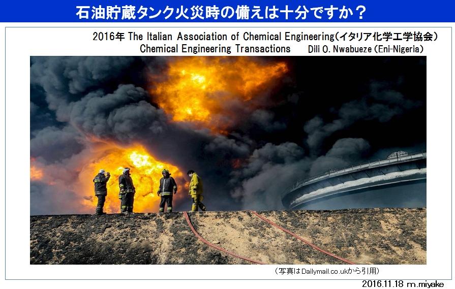 東亜 石油 火災