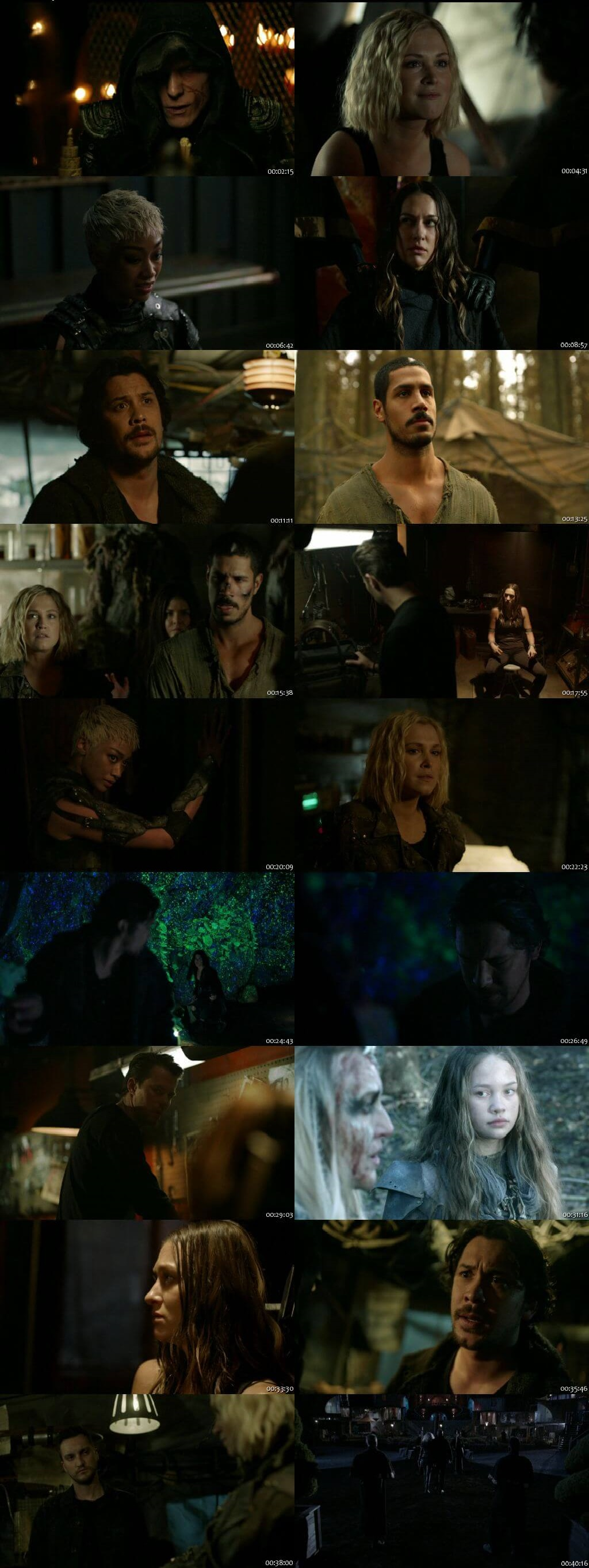 Screenshots Of English Show The 100 Season 06 Episode 11 2019 WEB-DL 720P 300MB