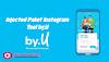Tsel By.U Instagram 3GB 30 Hari Rp.5.000 14 Jan 2020   Telkomsel By.U