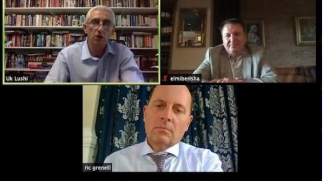 Grenell talks to Albanian-Americans: Dialogue should start at the White House