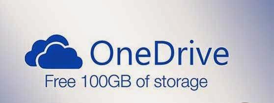 Dapatkan Bonus 100GB Storage dari OneDrive