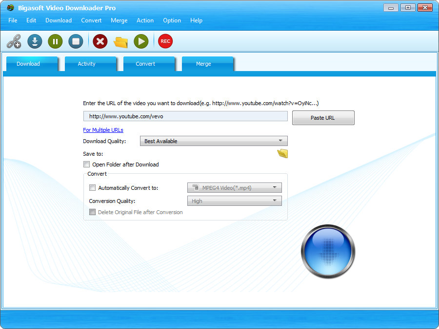 Bigasoft Video Downloader Pro 3