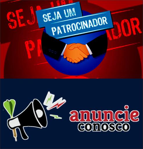 SEJA UM(A) PATROCINADOR ANUNCIANDO CONOSCO
