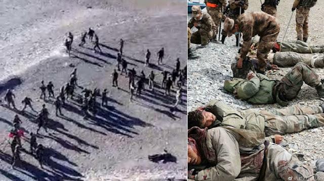 Makin Panas! Tentara India Dihantam Pasukan China di Ladakh
