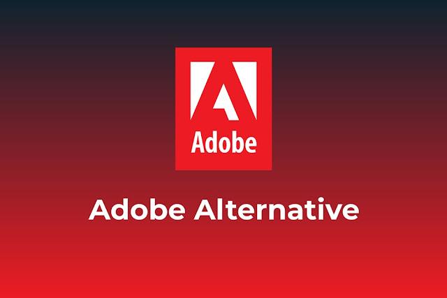software alternatif adobe terbaik murah dan gratis