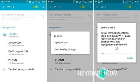 Wifi Andriod Tidak Bisa Connect