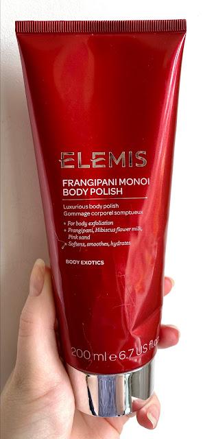 Elemis Frangipani Monoi Body Polish
