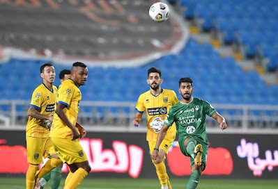 ملخص اهداف مباراة الاهلي والتعاون (2-4) الدوري السعودي