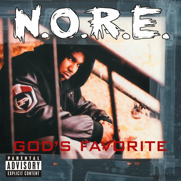 N.O.R.E. - God's Favorite Cover