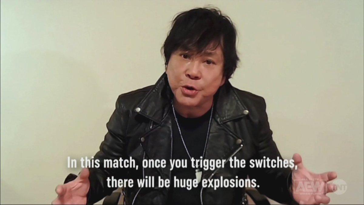 Atsushi Onita cria empresa focada em Exploding Deathmatches