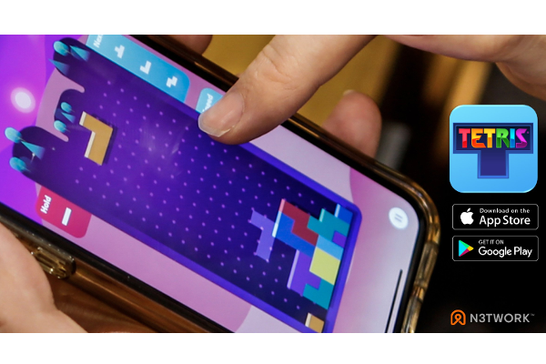 N3TWORK launches Tetris for Android and iOS