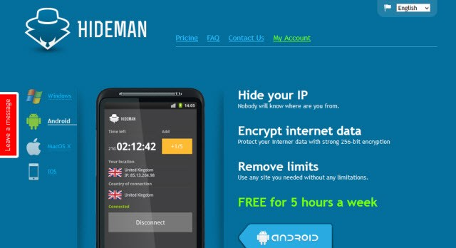 Top Best VPN To Browse Anonymously For Android