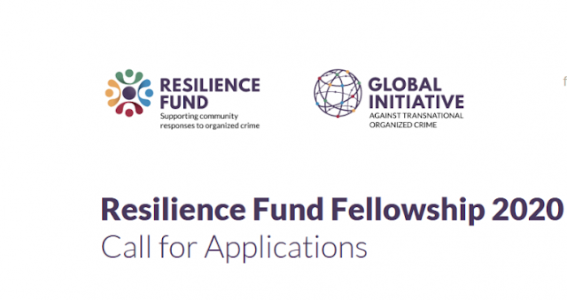 The Resilience Fund Fellowship: Call For Application 2020