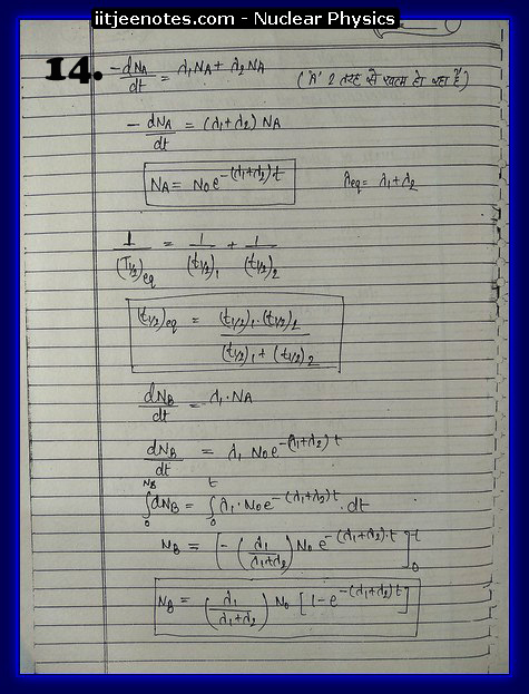 Nuclear Physics Notes4