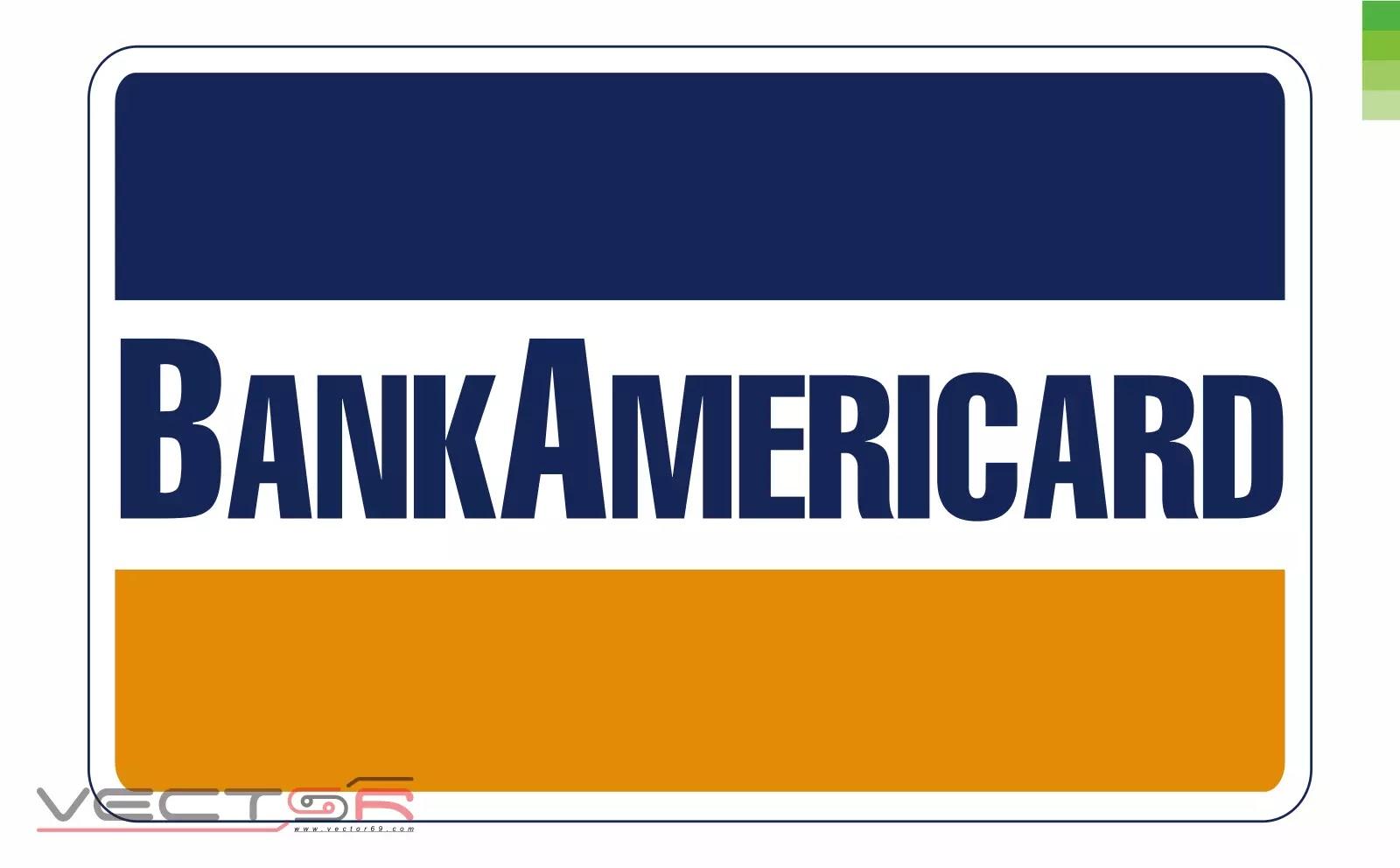 BankAmericard Logo - Download Vector File CDR (CorelDraw)
