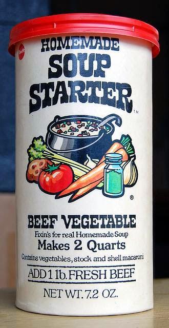 History S Dumpster Soup Starter