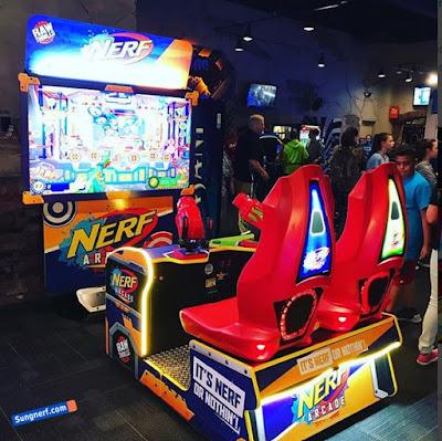 Máy Chơi Game Bắn Súng Nerf 3