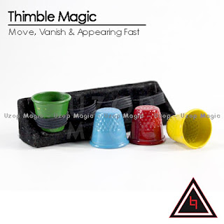 Jual alat sulap Thimbel Magic