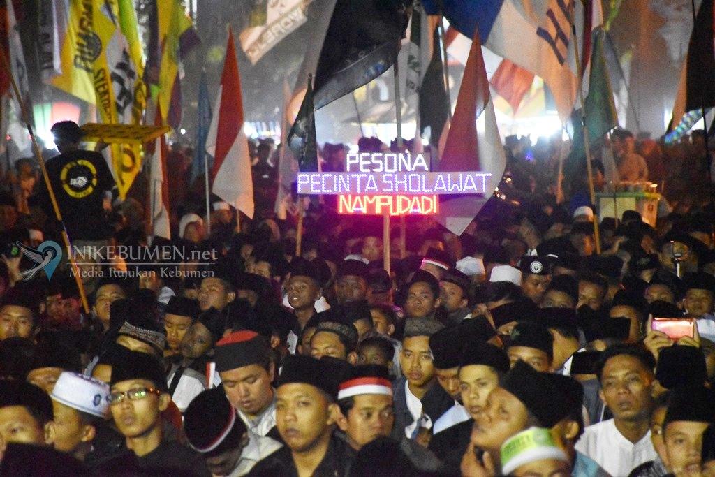 Hadir di Kebumen, Habib Luthfi Ajak Masyarakat Hormati Perbedaan