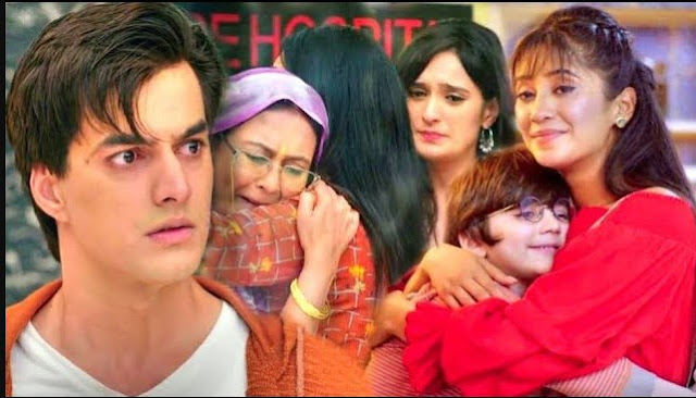 Upcoming Twist : Kairav's illness halts Naira's return in Yeh Rishta Kya Kehlata Hai