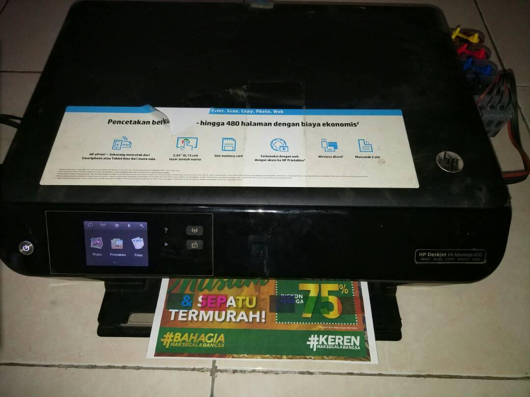 JUAL Printer HP