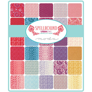 Moda Spellbound Fabric by Urban Chiks for Moda Fabrics